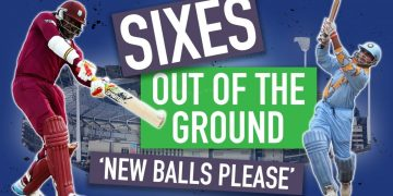 'It has gone a long way' – Out of the ground sixes – Part I