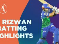 Mohammad Rizwan Batting Highlights | Islamabad United vs Multan Sultans | Match 3 | HBL PSL 6 | MG2T