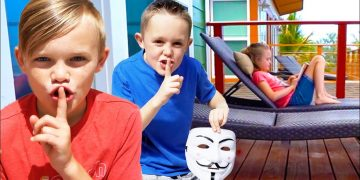 Kids Fun TV Jokes Compilation Video: Jokes on Dad, Funny Jokes 6