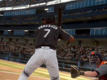 First Look at R.B.I. Baseball 21 Gameplay!