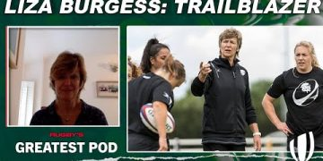 'There were no role models' Liza Burgess on becoming a PIONEER for Women's Rugby!