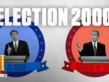How the U.S. Supreme Court Decided the Presidential Election of 2000 | History 1