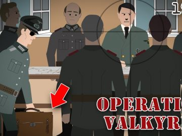 The Plot to Assassinate Hitler (Operation Valkyrie, 1944)