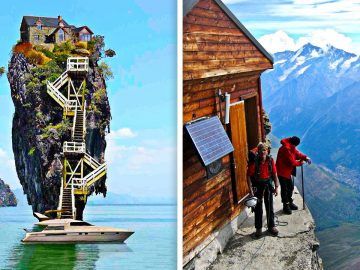 Most Isolated Homes In The World