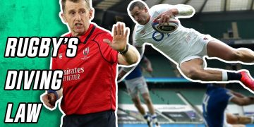 Jonny May's Wonder Try: Legal or Illegal? Nigel Owens Q&A | Whistle Watch