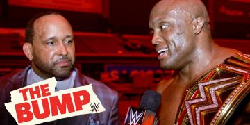 """WWE Champion Bobby Lashley is """"back on the grind"""": WWE's The Bump, March 4, 2021"""