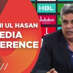 PCB Director Media And Communications Mr. Sami Ul Hasan Media Conference At The NSK | HBL PSL 2021