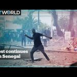 Senegal protests: What's happening?