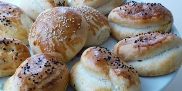 Basic Pastry Recipe   Easy Butter Bread Recipe   Turkish Recipes
