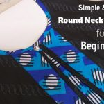 Very Easy Round Neck Design / Cutting and Stitching /DIY 1