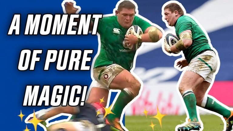 Tadhg Furlong's Magical Sidestep! Prop that can't be stopped! | The Wrap