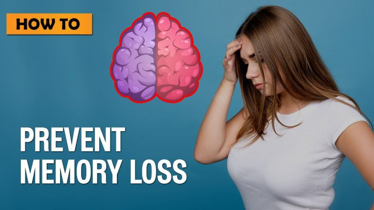 How to prevent Memory Loss
