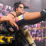 Baszler & Jax vs. González & Kai – WWE Women's Tag Team Championship Match: WWE NXT, March 3, 2021