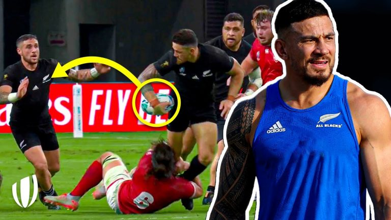 The OFFLOAD Champion | Sonny Bill Williams' GREATEST Moments!