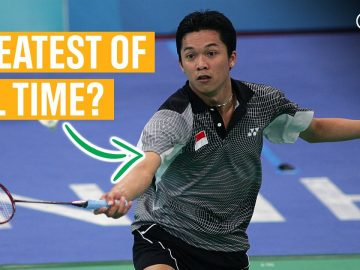 Legendary Taufik Hidayat looks back on his Athens 2004 triumph! | Olympics