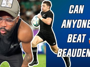 Rugby's TOUGHEST fitness test? Beauden Barrett's WORLD RECORD Bronco time
