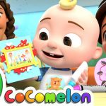 Valentine's Day Song | CoComelon Nursery Rhymes & Kids Songs 1