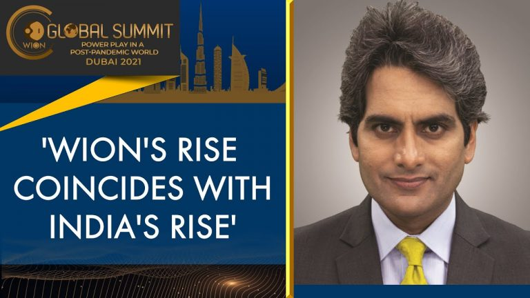 WION Global Summit 2021 | Welcome Address by Sudhir Chaudhary | Dubai Summit