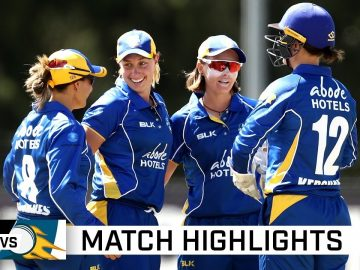 Penna's unbeaten ton powers Meteors to win at the WACA | WNCL 2021