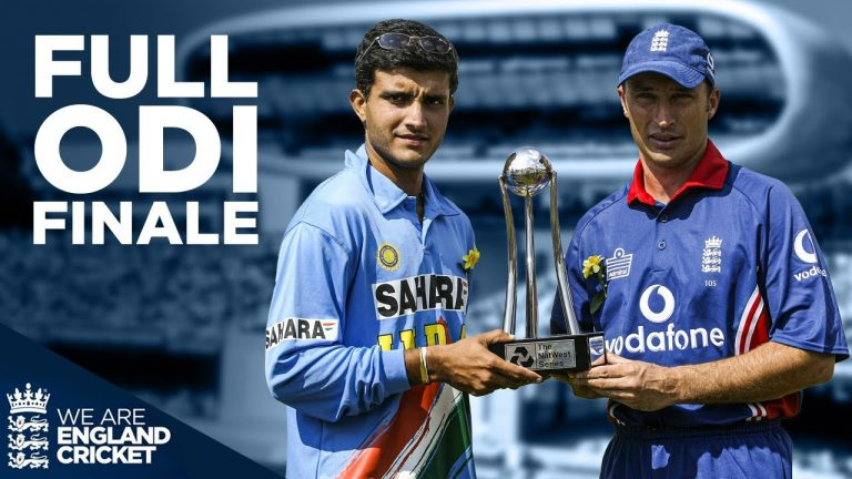 Exhilarating ODI Finale in FULL! | England & India Legends Feature in Classic! | England Cricket