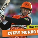 Every six: New Scorcher Munro sizzles in BBL 10