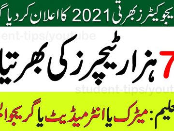 Educators jobs 2021, Govt school teacher jobs 2021, Application forms
