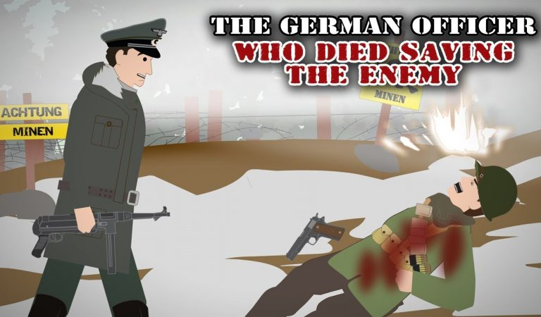 The German Officer who Died Saving the Enemy (WWII)