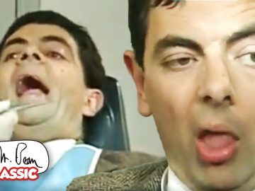 Bean at the DENTIST | Mr Bean Funny Clips | Classic Mr Bean