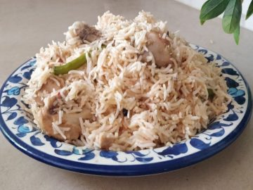 Premium Quality Chicken Pulao Recipe - Tasty Pulao Recipe by Cooking with Asifa.