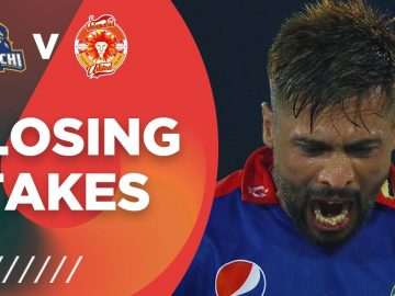 Closing Takes | Karachi Kings vs Islamabad United | Match 6 | HBL PSL 6 | MG2T
