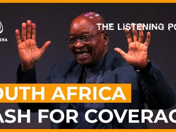 Project Wave: Exposed media corruption scandalises South Africa   The Listening Post