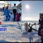 Beautiful day am Bodensee Germany | Fam.Bond in the snow Jan.2021