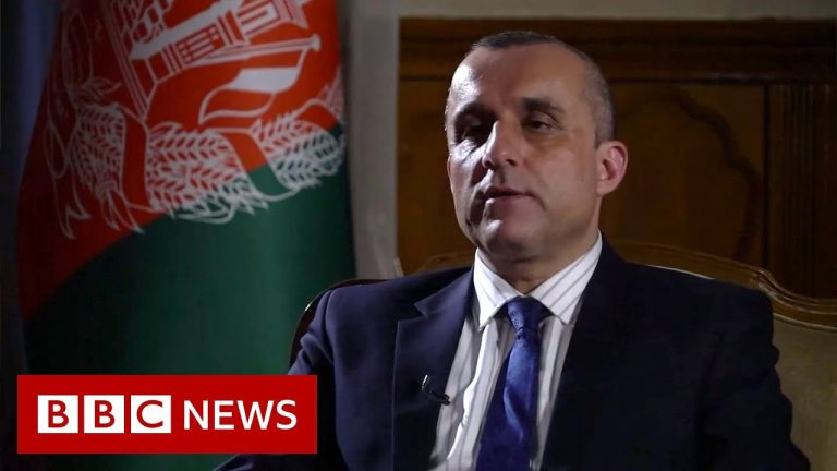 US has conceded too much to Taliban, says Afghan vice-president - BBC News