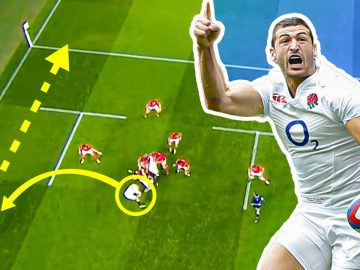 UNMISSABLE Wales v England Tries!
