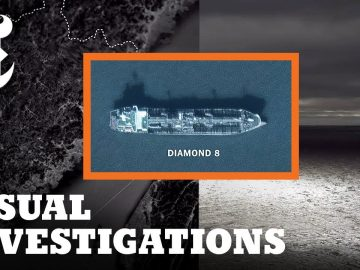 How a Mysterious Ship Helps North Korea Evade Oil Sanctions | Visual Investigations