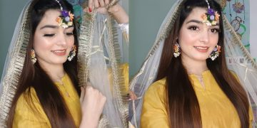 Mehndi Look | Miss Rose Cosmetics | Affordable makeup | Low budget 5