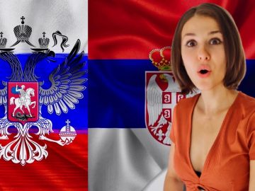 WHY SERBS AND RUSSIANS ARE SIMILAR?