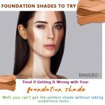 How to choose Foundation 1