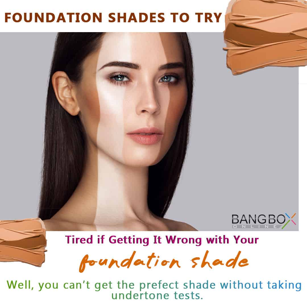 How to choose Foundation 3