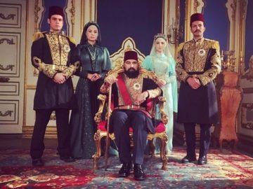 Sultan Abdül Hameed Episode 40 Urdu Dubbed 13