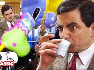 Bean's First LAUNDRY of the Year! | MR Bean Full Episodes | Classic Mr Bean