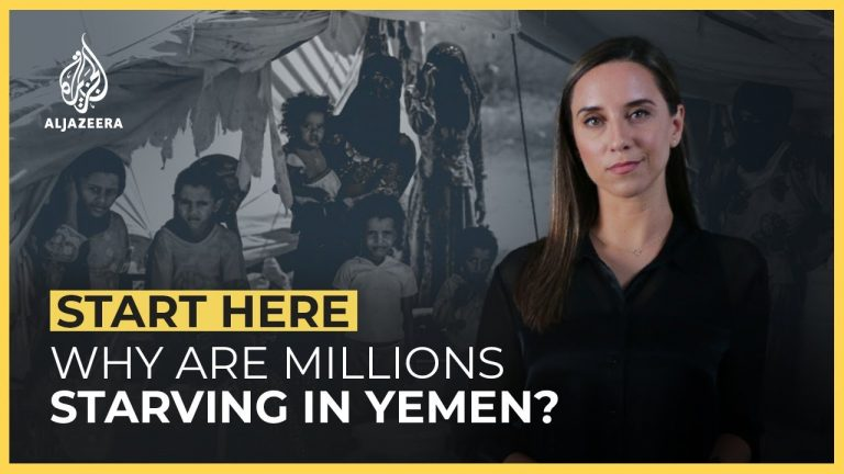 Why are millions starving in Yemen? | Start Here