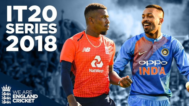 Buttler, Rohit & More Star in Dramatic 2018 Series!   England v India Full IT20 Series Highlights
