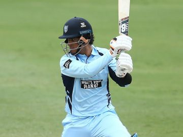 Debutant Davies blazes rapid fifty in maiden knock | Marsh Cup 2020-21