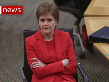 Scotland's First Minister Nicola Sturgeon 'misled' parliament - Holyrood Committee
