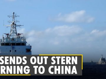 US calls China's assertive campaign in sea 'illegal' | WION World News