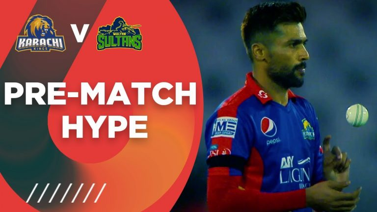 Pre-Match Hype | Karachi Kings vs Multan Sultans | HBL PSL 6 2021 | Match 9 | MG2T