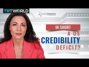 A US Credibility Deficit? | Inside America with Ghida Fakhry