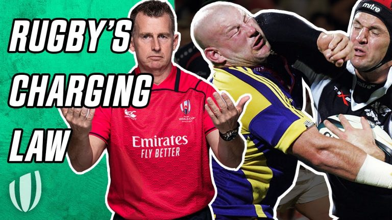 Leading with the Forearm: Red Card or Not? | Whistle Watch with Nigel Owens