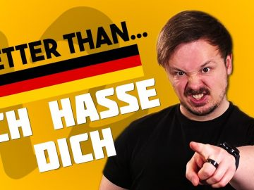 "12 Better Ways of Saying ""I Hate You"" in German - Get Germanized"